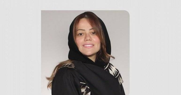 The doctorate research student Haneen Abu Azzah.