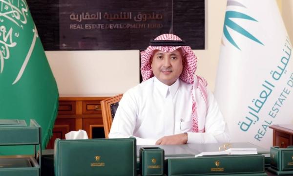Mansour Bin Madi, CEO of REDF