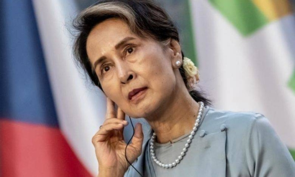 Myanmar's deposed civilian leader Aung San Suu Kyi has been charged with corruption by the country's military junta, state media reported on Thursday, adding to a raft of legal cases against the Nobel Peace Prize laureate. — Courtesy file photo