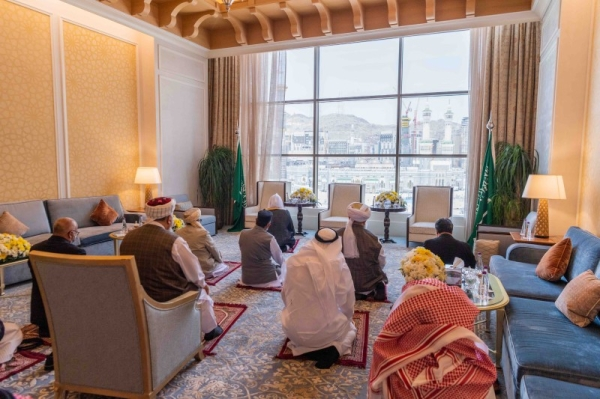 Saudi Arabia's leading role in Afghan reconciliation hailed