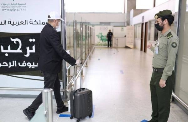 Visitors from countries facing travel ban can extendvalidity of unused visas from outside Kingdom
