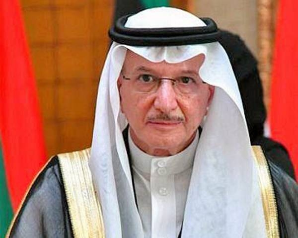 Dr. Yousef Bin Ahmed Al-Othaimeen, secretary general of the Organization of Islamic Cooperation (OIC).