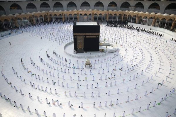 Saudi Arabia was honored to serve more than 150 million pilgrims in the last ten years.