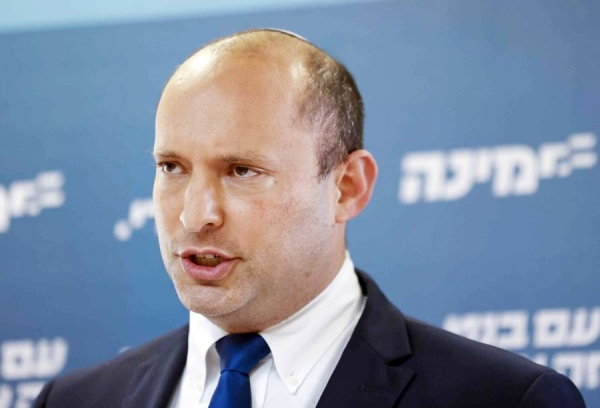 Naftali Bennett was sworn in as Israel's new prime minister on Sunday, after winning a confidence vote with the narrowest of margins, just 60 votes to 59.