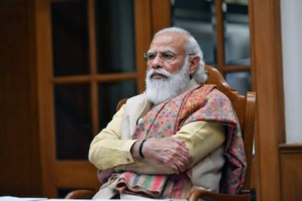 File photo of India Prime Minister Narendra Modi.