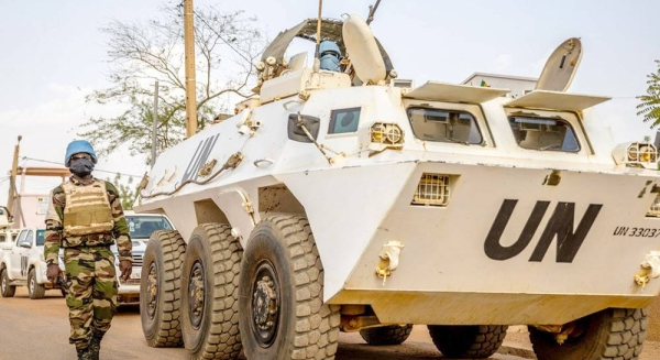 UN peacekeepers on patrol in the Eastern Sector of Mali. — courtesy MINUSMA/Harandane Dicko