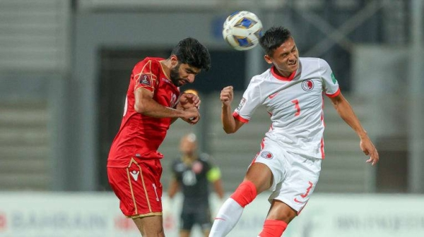 Bahrain turned on the power in the second half to beat Hong Kong 4-0 in their final Group C tie of the Asian Qualifiers for the FIFA World Cup Qatar 2022 and AFC Asian Cup China 2023 on Tuesday.— Courtesy photo