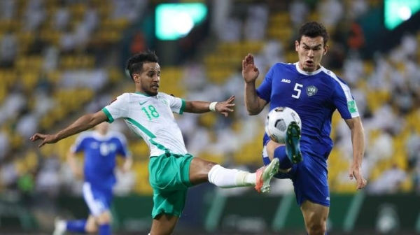 Saudi Arabia brushed Uzbekistan aside with a comprehensive 3-0 victory to win Group D of the Asian Qualifiers for the FIFA World Cup Qatar 2022 and AFC Asian Cup China 2023. — Courtesy photo