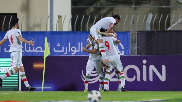 Sardar Azmoun was the hero as Iran edged Iraq 1-0 on Tuesday to finish as Group C winners in the Asian Qualifiers for the FIFA World Cup Qatar 2022 and AFC Asian Cup China 2023. — Courtesy photo