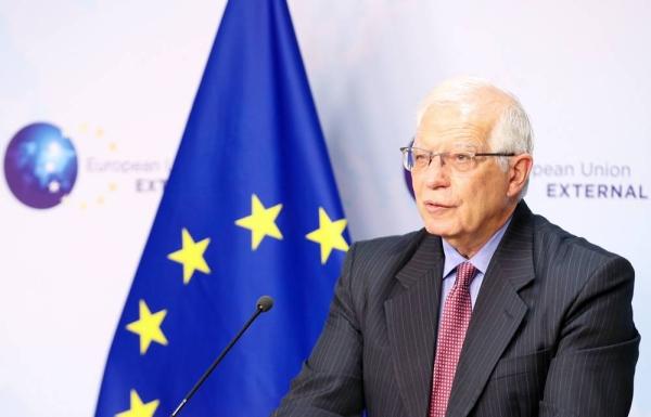 EU's High Representative for Foreign Relations Josep Borrell