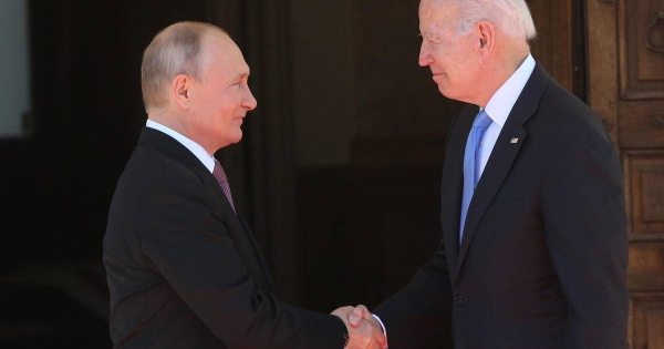 The highest-stakes talks of US President Joe Biden's long career ended after roughly three hours on Wednesday in Geneva, where he and Russia's Vladimir Putin shook hands and immediately began a summit that tested his decades of experience on the world stage. — Courtesy photo