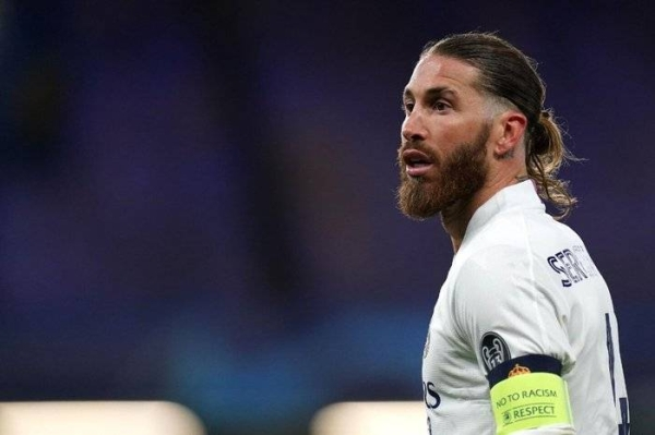 Long-serving Real Madrid captain Sergio Ramos is to leave after a 16-year spell in which he won 22 trophies, the club said on Wednesday. — Courtesy file photo