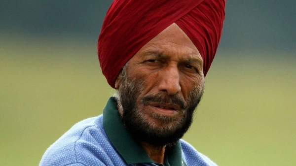 Veteran Indian athlete Milkha Singh, popularly known as the Flying Sikh, passed away aged 91 on Friday night after fighting a long battle with coronavirus. — Courtesy file photo