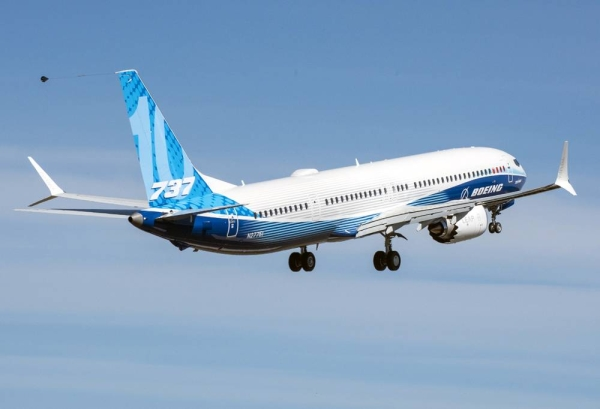 Boeing's 737-10, the largest airplane in the 737 MAX family, Saturday completed a successful first flight in Renton.