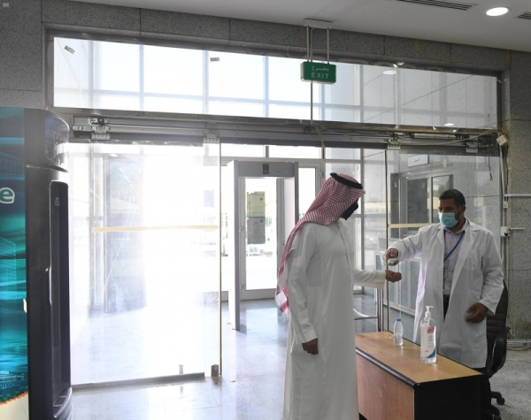 KSA sees 1,253 new COVID-19 cases as Makkah, Eastern regions make up half of new infections
