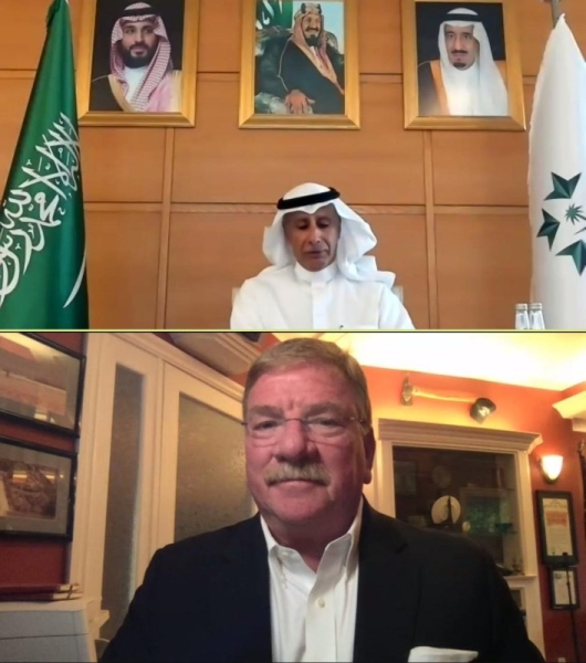 Saudi Arabia's strategy to localize military industries offers a breadth of opportunities to global investors as well as US defense partners, said Ahmad Al Ohali, governor of the General Authority for Military Industries (GAMI), during a webinar on Wednesday.