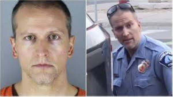 Former Minneapolis police Officer Derek Chauvin learns his sentence on Friday for murder in George Floyd's death, closing a chapter in a case that sparked global outrage and reckoning on racial disparities in the United States. — Courtesy file photo