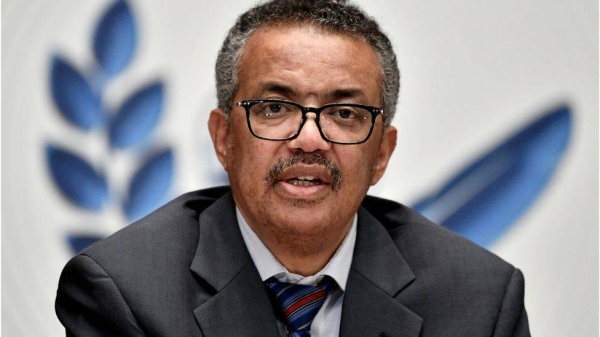 """Director-General of the World Health Organization (WHO) TedrosAdhanom Ghebreyesus expressed concern on Friday over the COVID-19's Delta variant, calling it """"the most transmissible of the variants identified so far."""" — Courtesy file photo"""