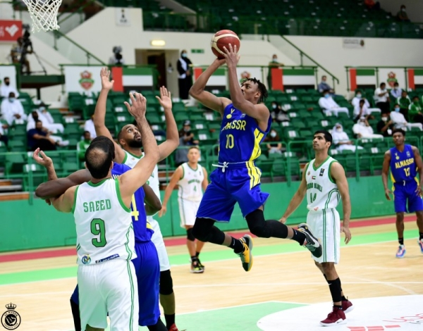 Al-Nassr becomes first Saudi basketball team toparticipate in AsianChampions Cup in 10 years