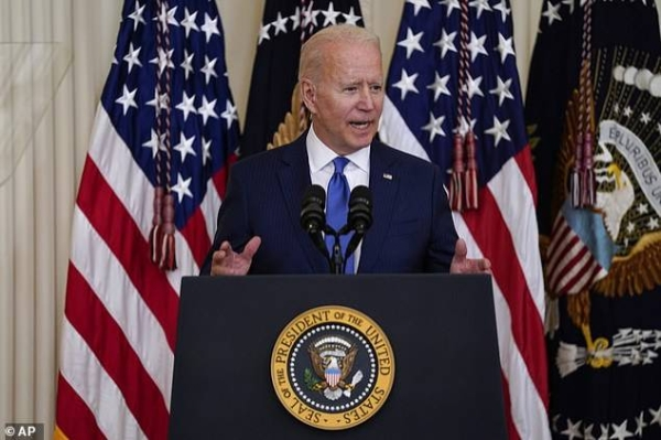 The airstrikes come after US President Joe Biden directed military forces to conduct defensive precision airstrikes against facilities used by Iran-backed militia groups in the Iraq-Syria border region on Sunday evening, according to a press statement from the Department of Defense. — Courtesy photo
