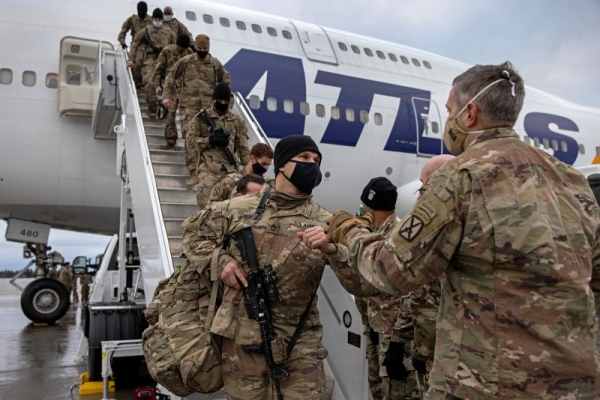 The United States could complete its troop withdrawal from Afghanistan within days, according to multiple US officials, making this a critical week in President Joe Biden's campaign to end America's longest war even as US military officials warn the country could devolve into civil war. — Courtesy file photo