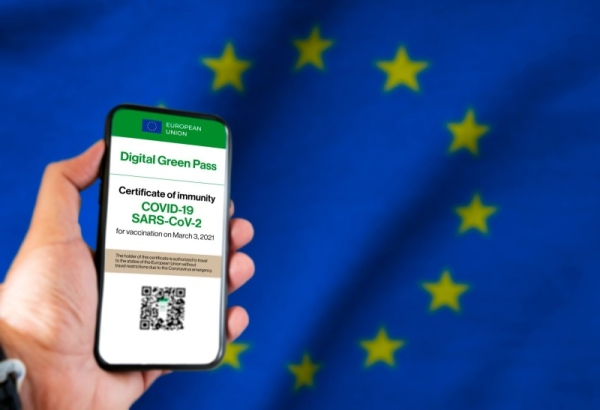 EU digital COVID-19 travel certificate officially comes into force