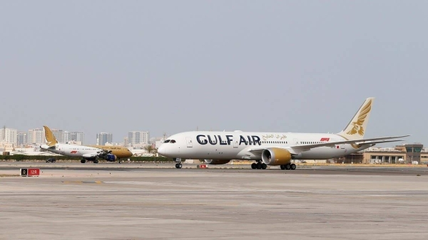 All 62 passengers and 7 crew members of Gulf Air flight GF215 from Bahrain to Kuwait have been safely evacuated following a minor incident, the airline said on Monday in a statement carried by the Bahrain News Agency. — Courtesy file photo