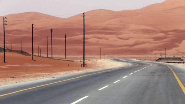 The land port project linking the Kingdom and Oman over a distance of more than 680 kms will not only cut the distance between the two countries by about 800 kilometers, but will also reduce travel time significantly. — Courtesy photo