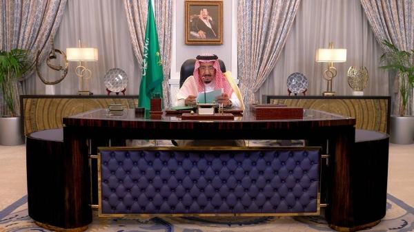King Salman extends greetings on Eid Al-Adha, praisesMuslim countries for supporting Saudi Hajj measures