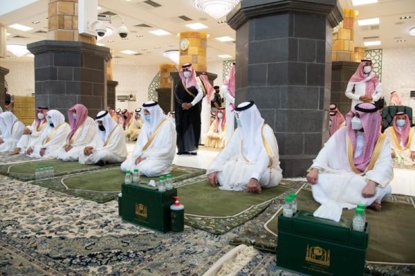 Muslims perform Eid Al-Adha prayer across Saudi Arabia