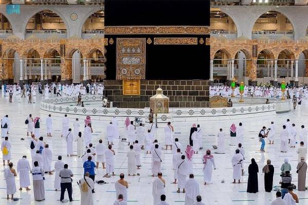 Pilgrims perform four main rituals as Hajj nears completion