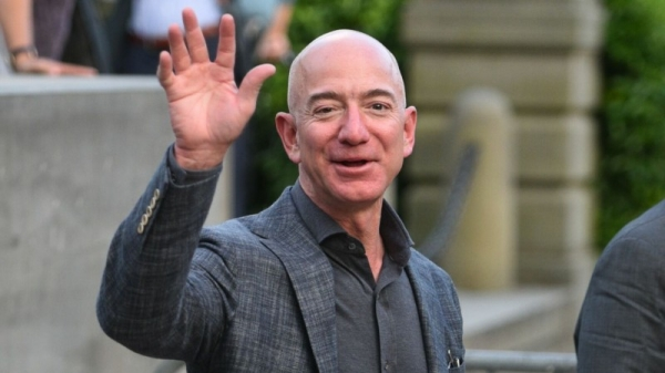 eff Bezos, the world's richest man, went to space and back on Tuesday morning on an 11-minute, supersonic joy ride aboard the rocket and capsule system developed by his space company, Blue Origin. — Courtesy file photo