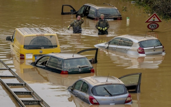 Germany has approved a 400 million euros ($235.5) emergency relief package to rebuild Germany's flood-ravaged regions. — Courtesy file photo