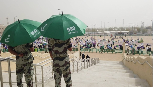 Presidency of State Security playing unique role in serving pilgrims