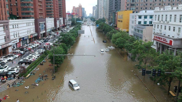 At least 33 people have died and eight remain missing in central China, as authorities ramp up rescue and recovery efforts following devastating floods that submerged entire neighborhoods, trapped passengers in subway cars, caused landslides and overwhelmed dams and rivers. — Courtesy photo