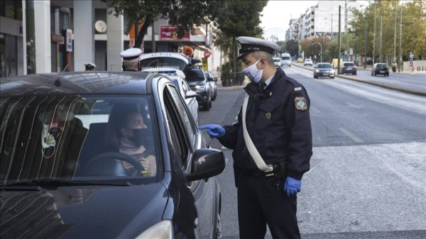 lice used tear gas and water cannons to disperse crowds in Athens after the Greek government put forward proposals to make COVID-19 vaccination mandatory in more public-facing roles. — Courtesy file photo