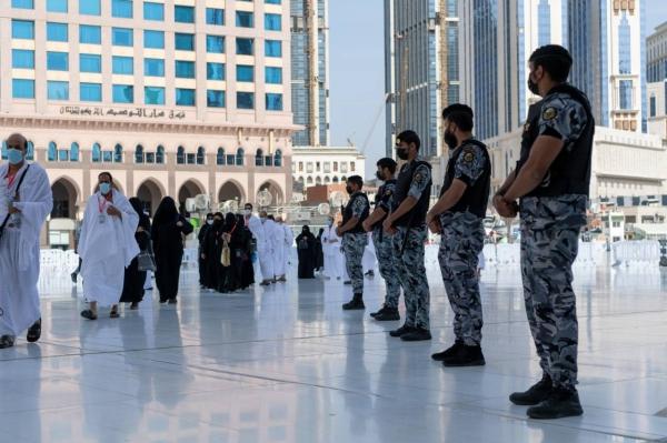 Al-Rabiah announces success of Hajj'shealth plan with zero COVID-19 cases