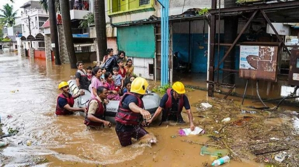 At least 136 people have died in the west Indian state of Maharashtra, authorities said Saturday, after torrential monsoon rains caused landslides and flooded low-lying areas, cutting off hundreds of villages. — Courtesy photo
