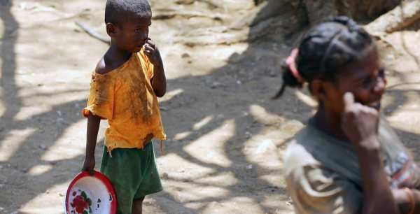 The combined effects of the drought, COVID-19 and the insecurity upsurge have undermined the already fragile food security and nutrition situation of the population of southern Madagascar. — courtesy WFP/Tsiory Andriantsoarana