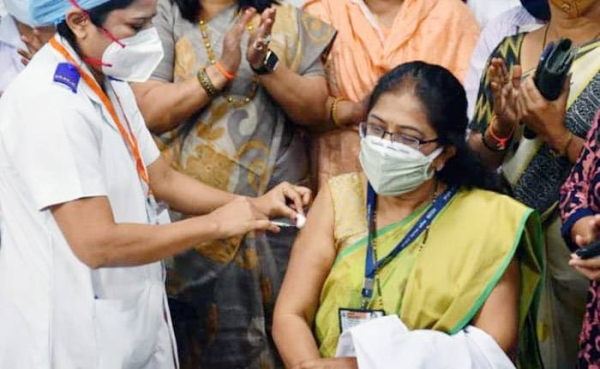 India will meet its target of supplying more than half a billion COVID-19 vaccine doses to states by the end of this month, the Health Ministry said on Tuesday.