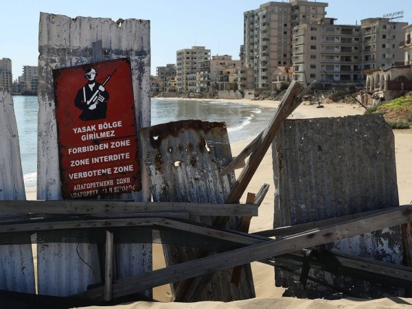 The EU called for the immediate reversal of these actions and the reversal of all steps taken on Varosha since October 2020. — Courtesy file photo