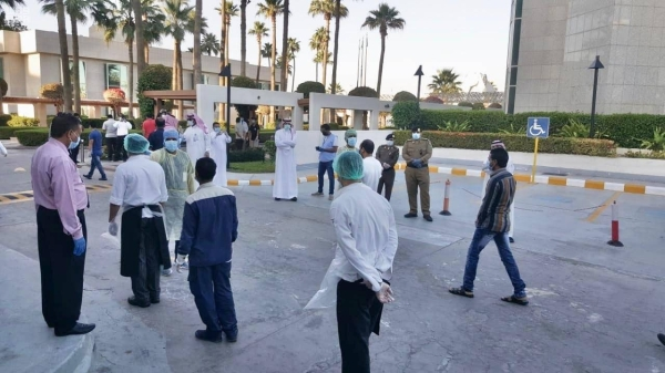 Riyadh Labor finishes procedures for 700 final exit requests during Eid holidays