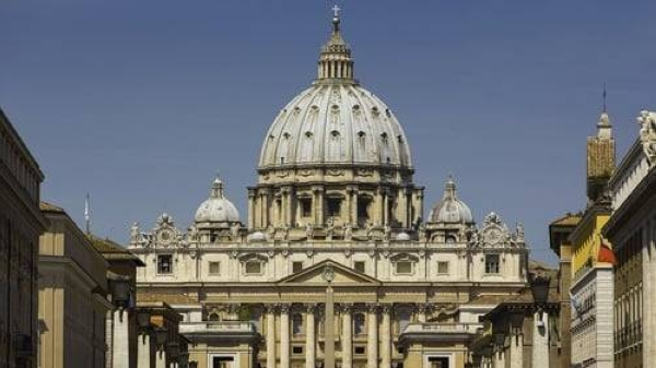 In what many are calling the Vatican's