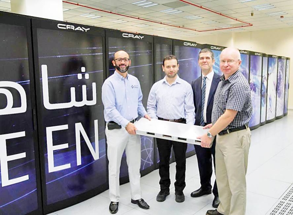 KAUST and NCM join hands to upgrade Saudi weather forecasting mechanism