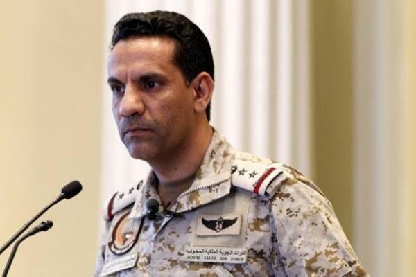 Arab Coalition destroys 2 Houthi armed drones, 3 ballistic missiles targeting Jazan