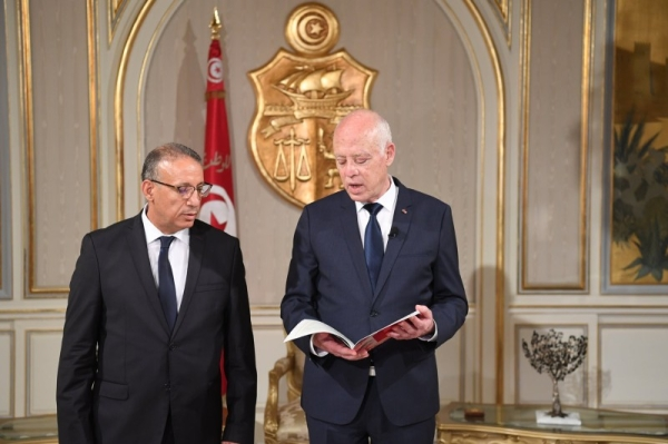 Gharslawi was told by President Saied that he is