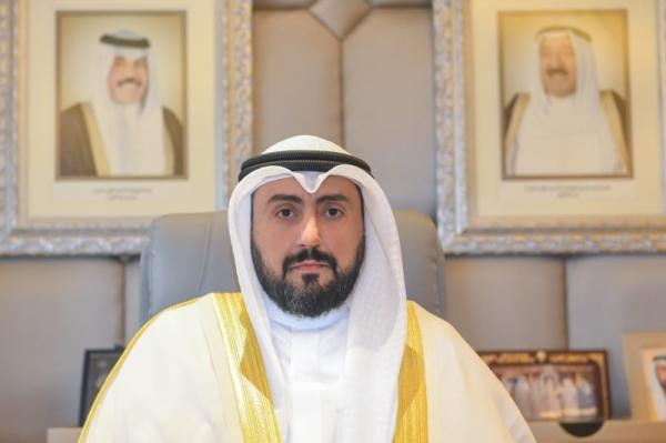 Health Minister Sheikh Dr. Basel Al-Sabah