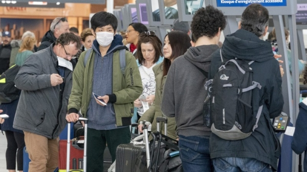 OTTAWA — Canada has fined two travelers arriving in Toronto from the United States nearly $20,000 each for non-compliance with entry requirements, according to the country's Public Health Agency. — Courtesy file photo