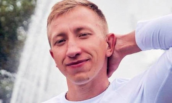 Vitali Shishov was the director of Belarusian House in Ukraine, an NGO that helped people who have fled repression in Belarus. — courtesy Belarusian House in Ukraine