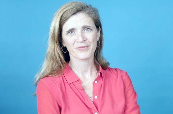 Executive Director of the United States Agency for International Development (USAID) Samantha Power.